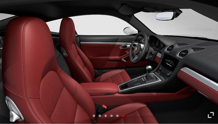 cayman black bordeaux red interior is good porsche 718 forum. Black Bedroom Furniture Sets. Home Design Ideas