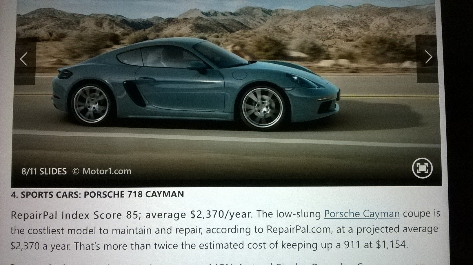 porsche cayman gts 2018 with 13321 Most Expensive Maintain Repair on 13321 Most Expensive Maintain Repair likewise porscheofranchomirage likewise 766429 2014 Cayman Saphire Blue And Rhodium Silver Pics together with Watch furthermore Porsche 959 Engine 2.
