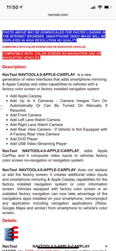 Looking to add Apple CarPlay | Porsche 718 Forum